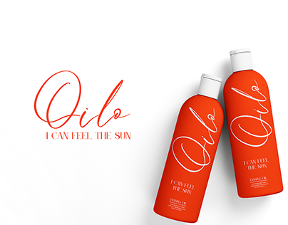 Oilo Tanning Oil | Branding & Packaging, Advertising