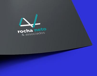 Identidade visual: Rocha Neto & Associados