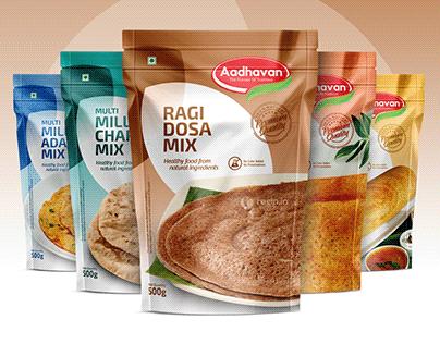 Aadhavan Millet Mix