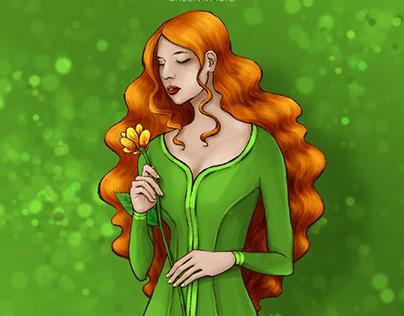 Illustration - Green Magic