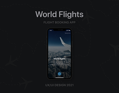 World Flights IOS Mobile APP