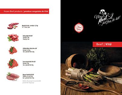 Meat Industry Brochure - for sale