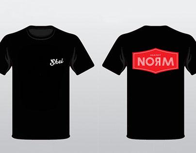 Norm T-Shirt Design