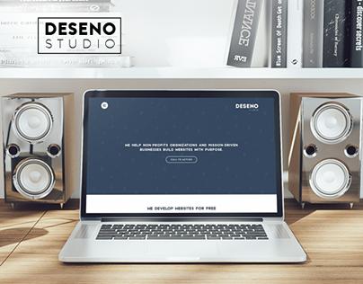 Deseno Studio - Design agency Website