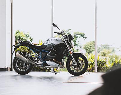 BMW Motorrad Tour.