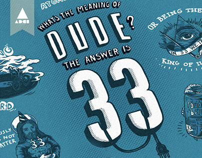 DUDE33 - An Odd Party