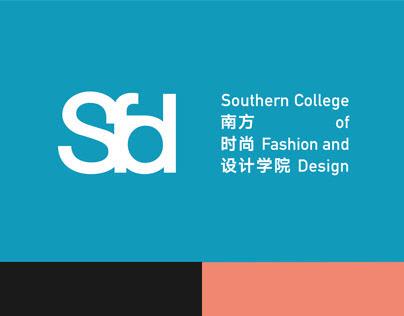 Logo, identity for Sfd