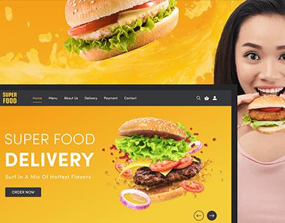 Super Food Delivery