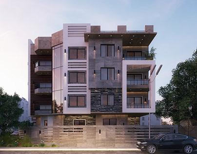 [Apartment Building] 94H, Beit El Watan