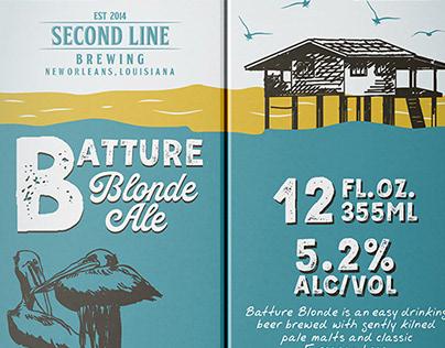 Batture Blonde Ale
