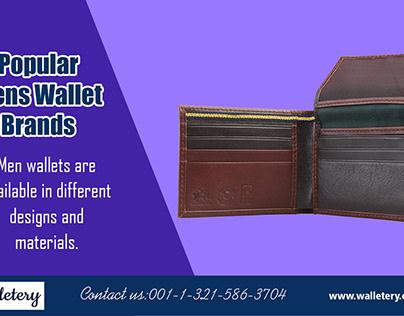 Popular Mens Wallet Brands