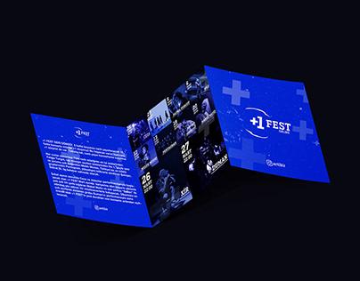 Artıbir Fest Flyer Design Concept