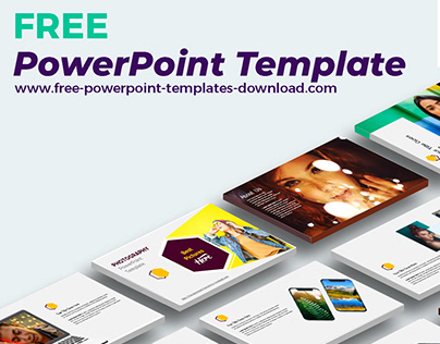 PowerPoint Templates Free Download | For Photography