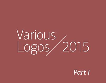 Various Logos / 2015 | Part I