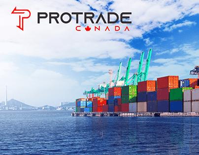 ProTrade Canada   P T Logo   Trade Logo   Canda logo