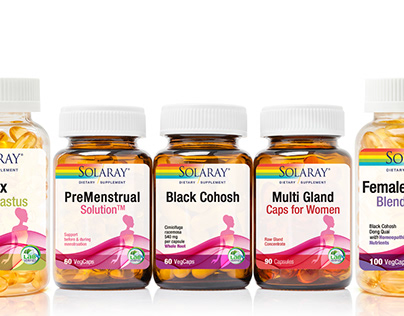 Packaging design for dietary supplements