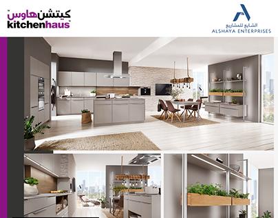 Alshaya Kitchenhaus_Summer Offer Campaign
