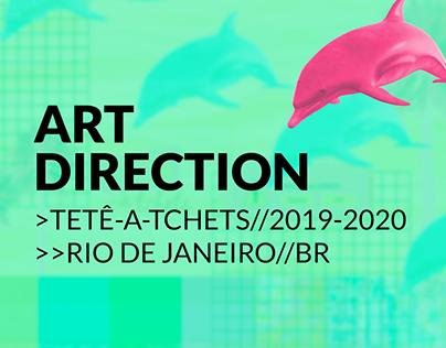 Art Direction | Tetê-a-Tchets
