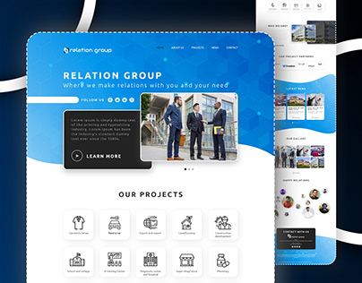 Relation Group UI