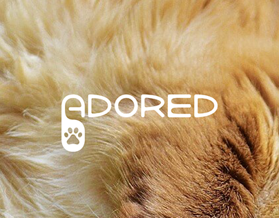 Adored - Webdesign/development, Logo design