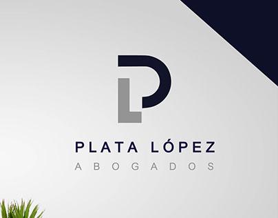 LOGO PLATA LOPEZ ABOGADOS /BOGOTA colombia