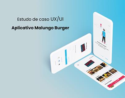 Estudo de caso UX/UI: Aplicativo Malungo Burger
