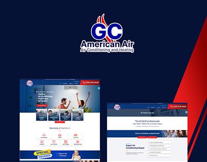 GC American Air   Website