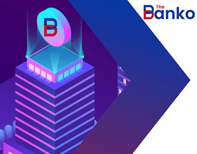 Banko App Roll-up Banner