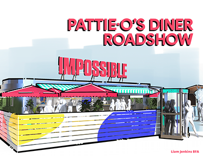 Impossible Foods: Pattie-O's Diner Roadshow