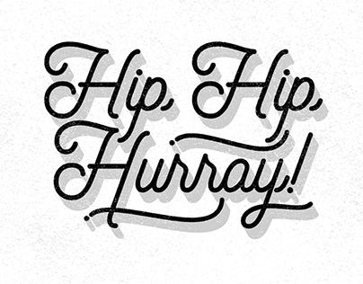 Hip Hip!