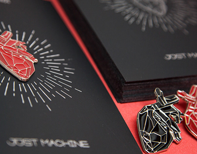Enamel pins x Holiday Cards, streetwear