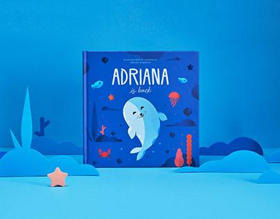 Adriana is back