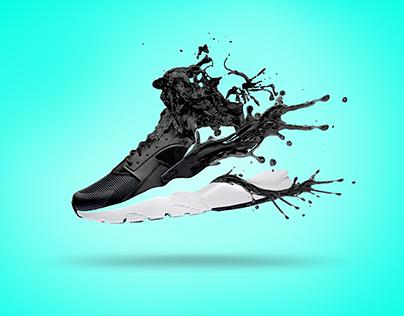 Shoes Splash