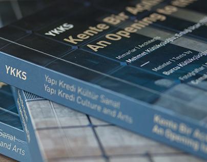 YAPI KREDI CULTURE AND ARTS - Book Design