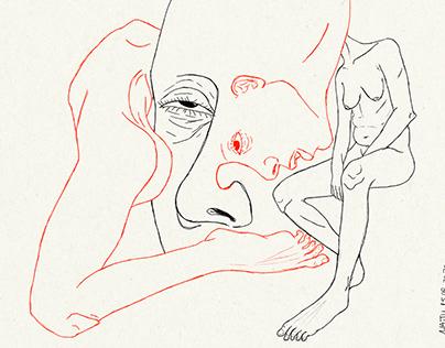 Ilustração experimental
