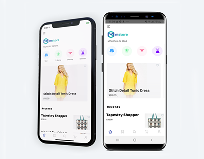 My Store - Online shopping mobile app