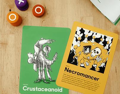 Flip Tales, Board Game