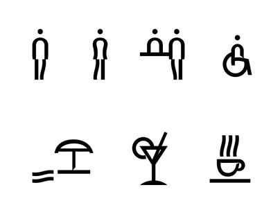 Iconografía The Sans