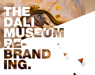 The Dali Museum Re-Branding