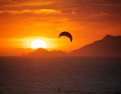 Radikal Tur Kitesurf Gökçeada Surf Session