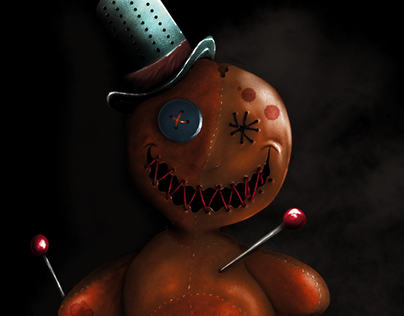 A Vodoo Doll