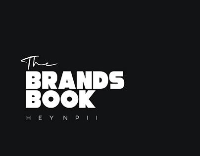 Branding works   by Heynpii