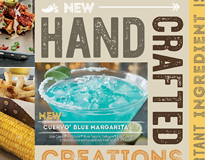 Chili's Summer Feature Card