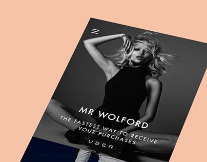 Wolford App Mobile - Studio