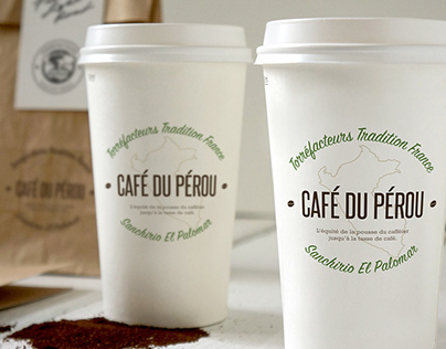 FRENCH COFFEE ROASTERS - BRANDING