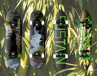 Sustain Skateboards