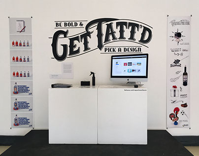 Get Tatt'd Exhibition