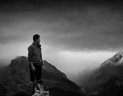 Journey through the Himalayas