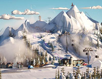 Mammoth Mountain : Let Fun Rule!