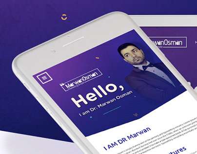 DR-Marwan osman , Personal website for Business
